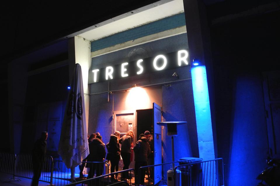Club Tresor in Berlin