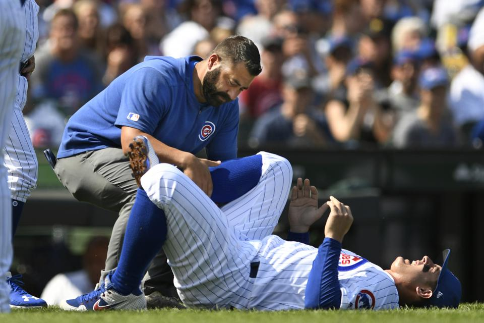 Anthony Rizzo's Ankle Injury Puts Cubs In Even Tougher Position