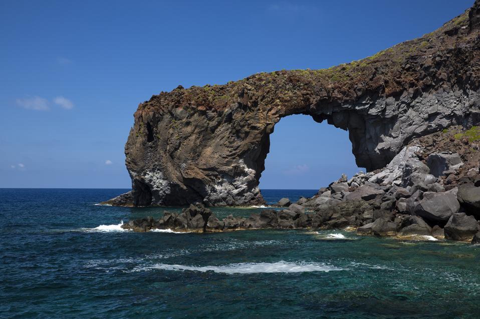 Salina, Punta Perciato, Eolic Islands, Sicily, Italy