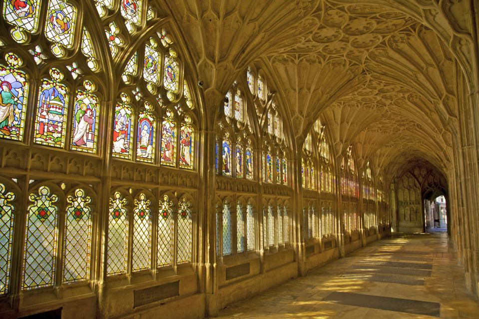 Southern England Gloucester Cathedral