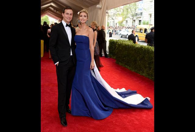 Jared Kushner and Ivanka Trump - pg.52
