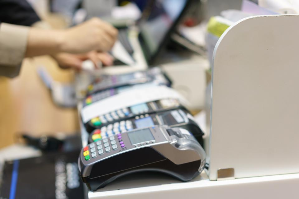 Credit card surcharges us uk customers pay different fees shutterstock reheart Choice Image