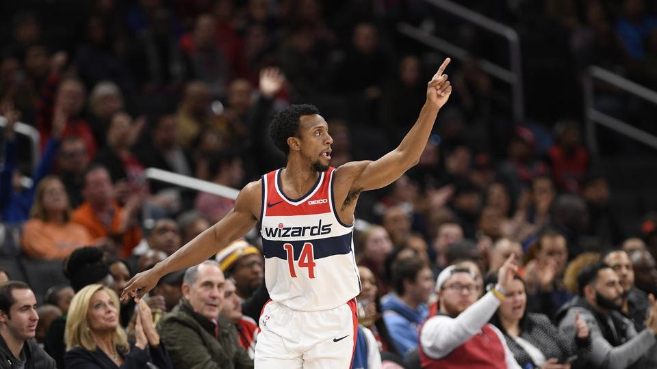 Image result for moritz wagner ish smith wizards