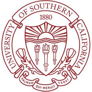 University Of Southern California  >> University Of Southern California