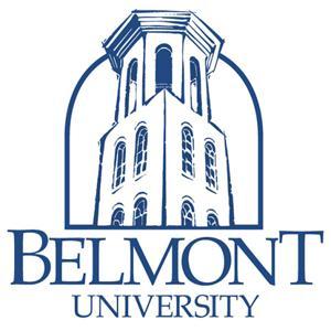 Belmont University Tour College