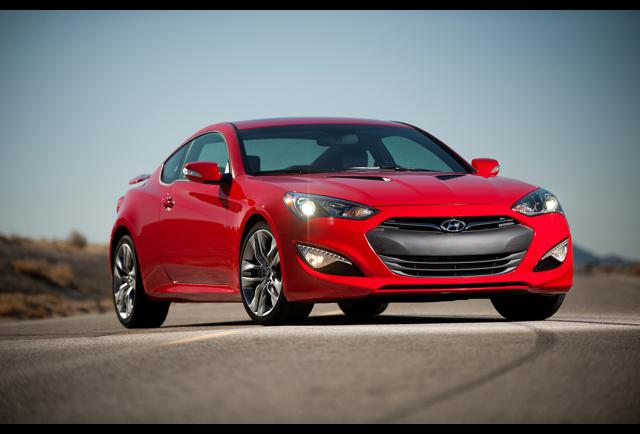 Hyundai Genesis Coupe - The Fastest Cars Under $50,000