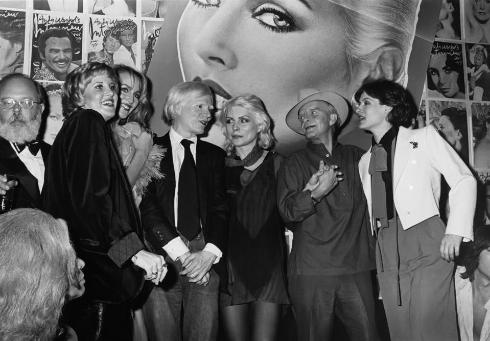 Interview Party at Studio 54