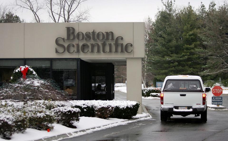 Boston Scientific Offers To Buy Guidant For $25 Billion