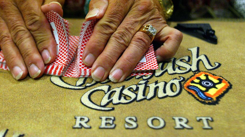 Everything is shiny new at Santa Ynez band of Chumash Indians Casino in the Santa Ynez Valley.The tr