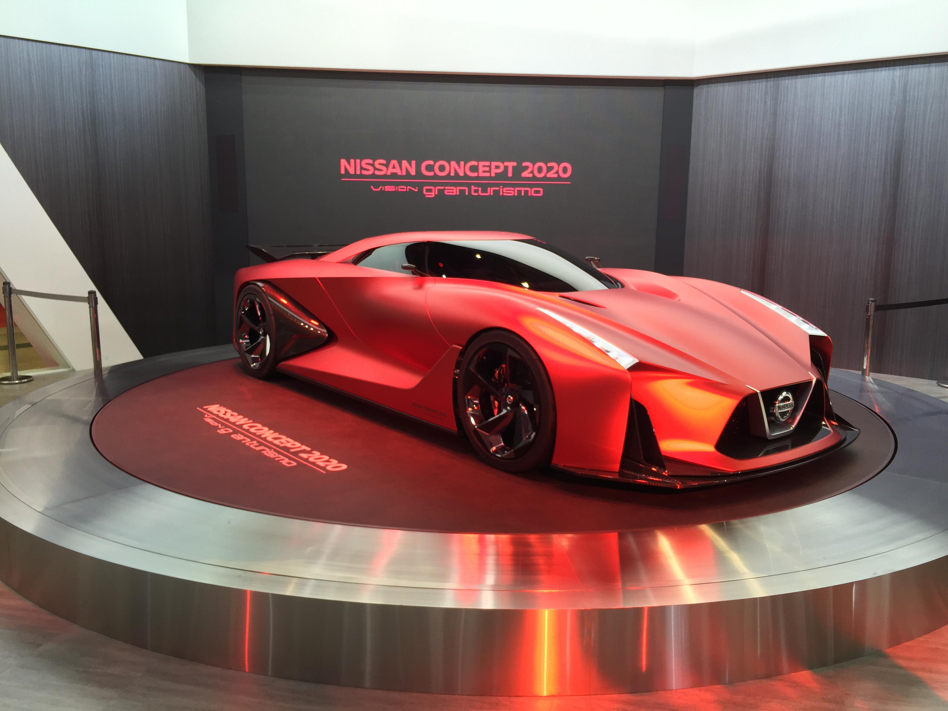 top 10 high tech cars at the 2015 tokyo motor show. Black Bedroom Furniture Sets. Home Design Ideas