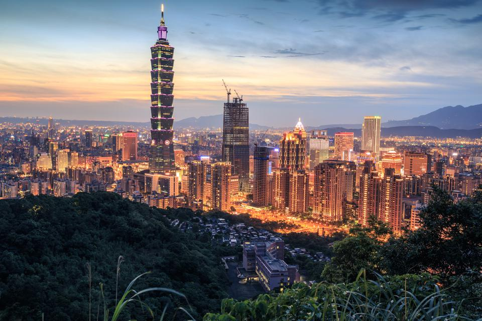 China's 'One Country, Two Systems' Principle Won't Ever Work In Taiwan