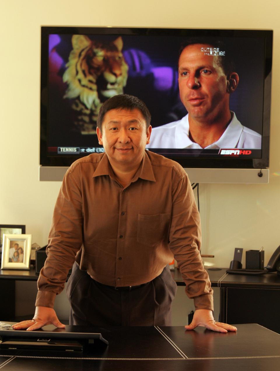 How William Wang And VIZIO Are Bringing TV Into The 21st Century
