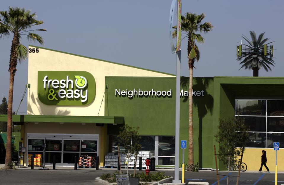 AZUSA, CA – April 16, 2009 ––– Fresh&Easy in Azusa that opened in the month February 2009. When oth