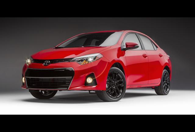 Toyota Corolla Top Selling Compact Sedan Pg 3