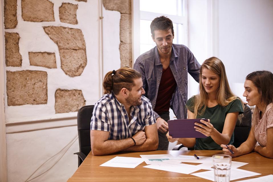 Ten Ways To Reward Your Employees -- For Free