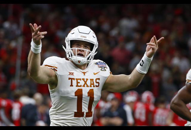 Take The Under On Texas, Plus 4 Other College Football Win Total Bets To Consider