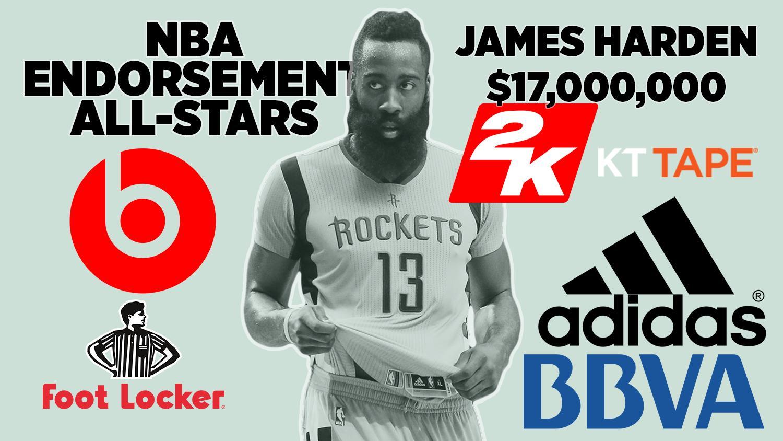 First Basketball Shoe Endorsement