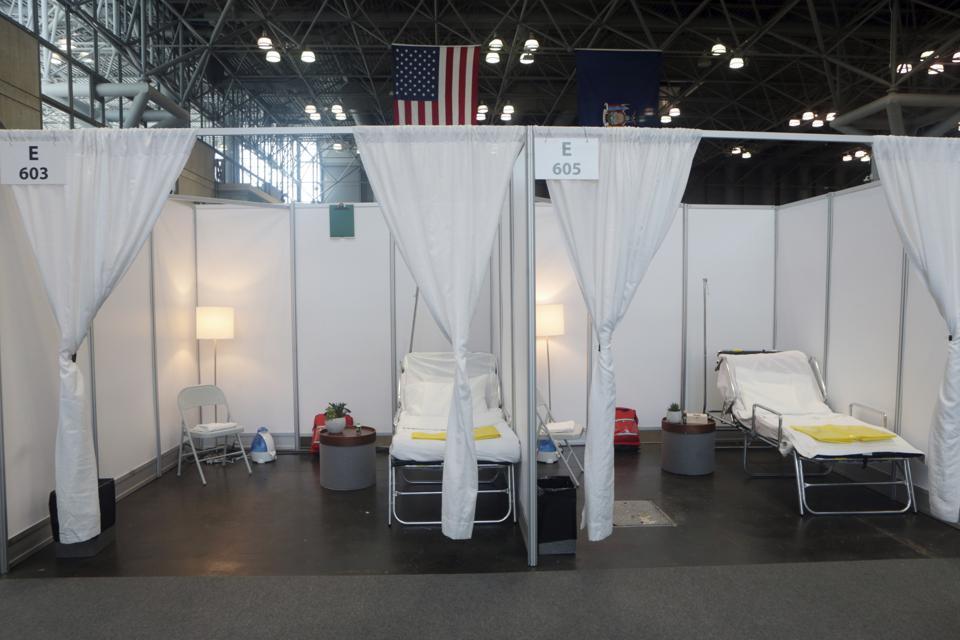Javts Center, coronavirus crisis, VODI-19, ventilators, Ford, GE