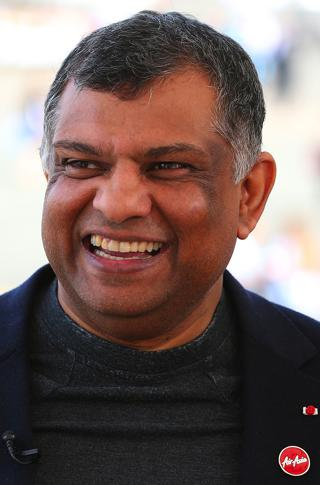 CEO Spotlight: AirAsia's Tony Fernandes