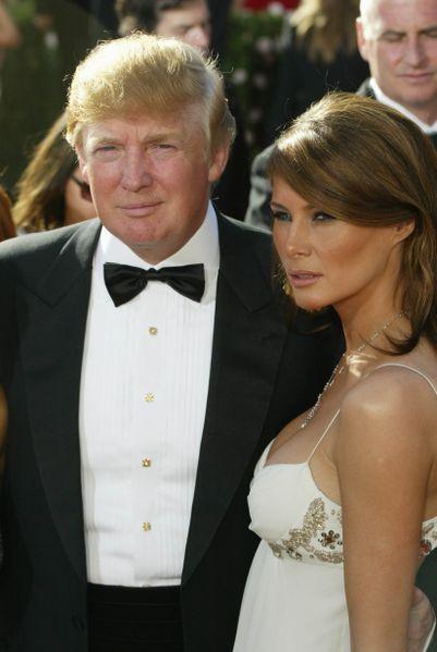 2005: Trump's third marriage