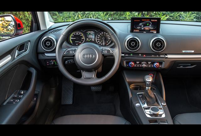 Audi A3 E Tron Interior Pg 3