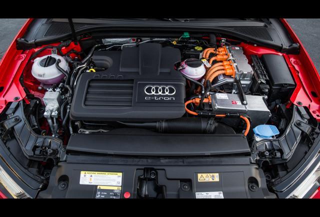 Audi A3 Sportback E Tron Powertrain Pg 5