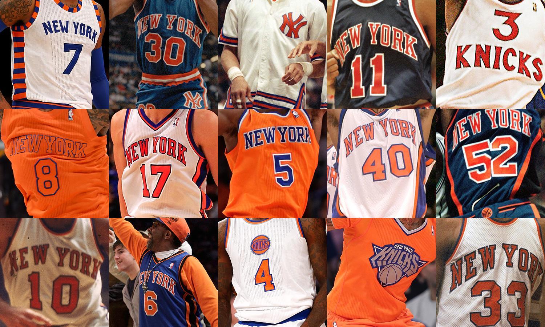 New York Knicks: The New York Knicks' Visual Brand, Expanded