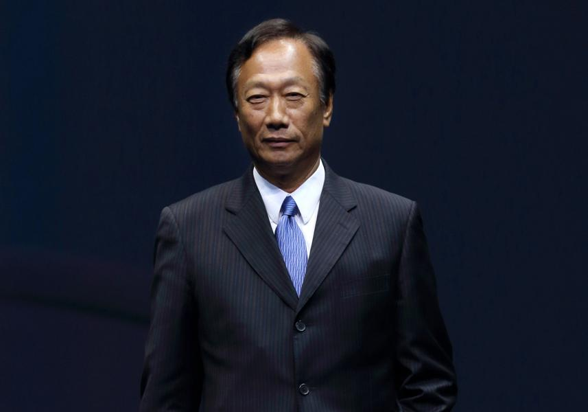 Taiwan's Foxconn chief confirms mulling $7 bn US investment