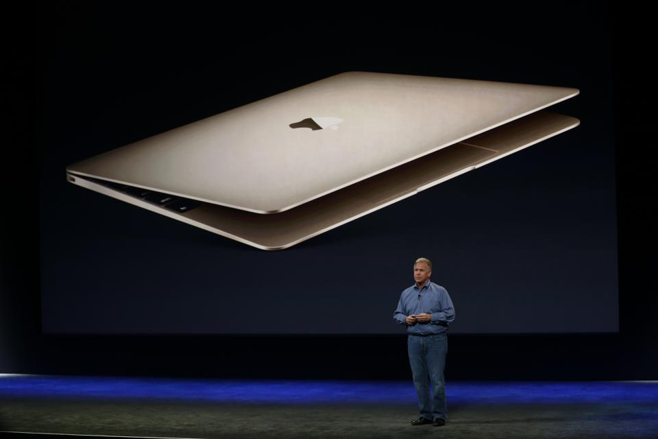 Apple Debuts New MacBook Features