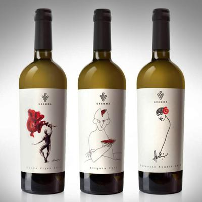 The Coolest Wine Labels of Spring 2016