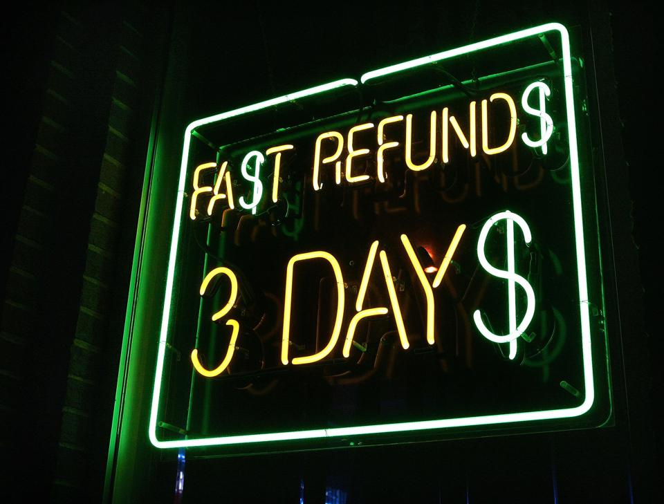 Millions Of Taxpayers Will Have A Longer Wait For Tax Refunds Next Year