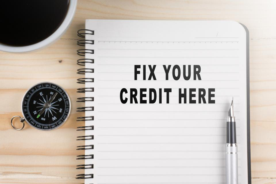 Fix Bad Credit >> Credit Repair: 5 Easy Steps To Do It Yourself And Improve Your Score
