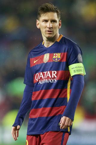 Record breaker Lionel Messi's career in numbers