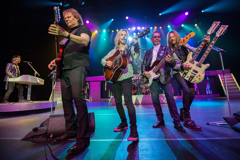 Styx Performs At Pechanga Resort And Casino