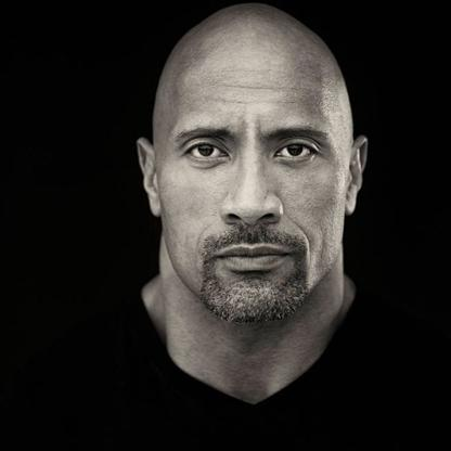dwayne johnson - you're welcome