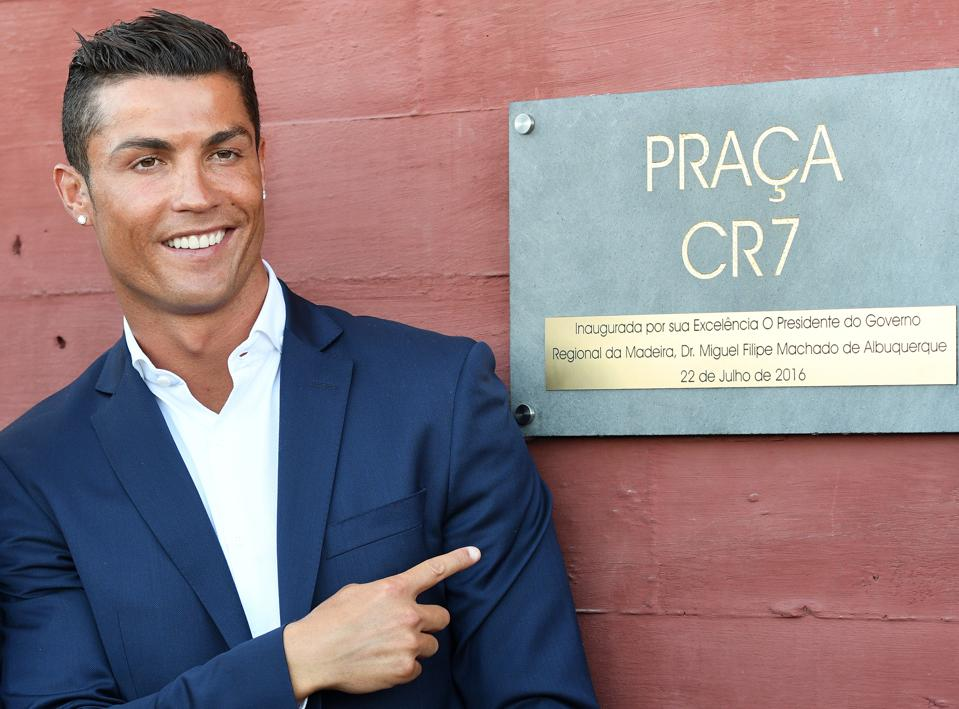 Opening Of 'Pestana CR7 Funchal' Hotel Owned By Cristiano Ronaldo