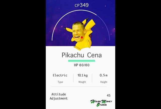 John Cena Pikachu Pg 1