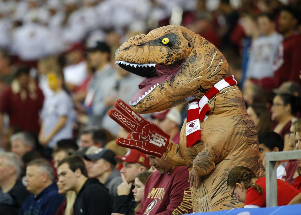 NCAA FOOTBALL: DEC 31 Chick-fil-A Peach Bowl - Houston v Florida State