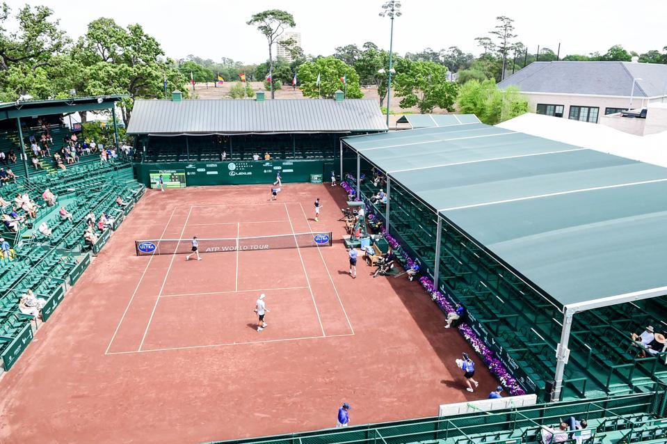 TENNIS: APR 08 US Men's Clay Court Championship