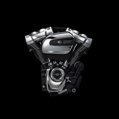 harley-davidson's new milwaukee-eight engine debuts in 2017