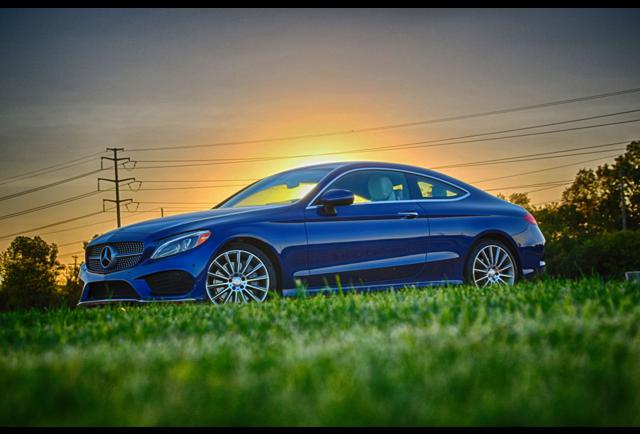 2017 mercedes benz c300 coupe 1 of 32 pg 1 for Mercedes benz of warwick