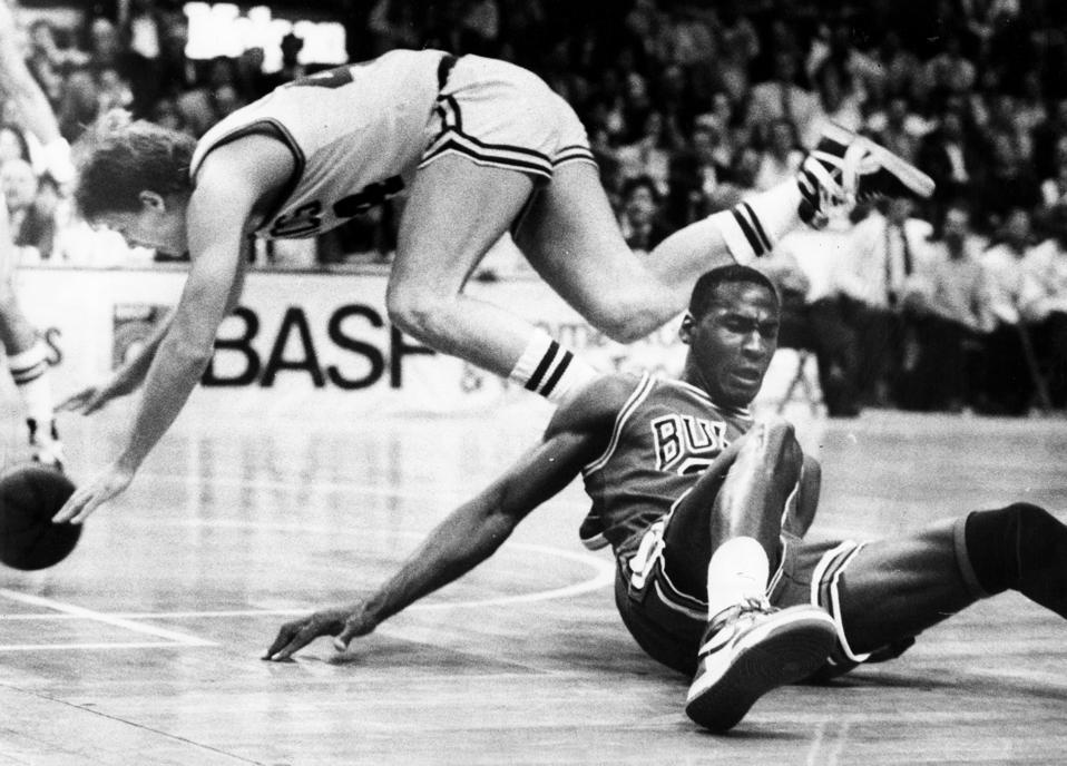 Espectador Saliente Adaptado  How The Celtics Became Irrelevant During The Michael Jordan Era