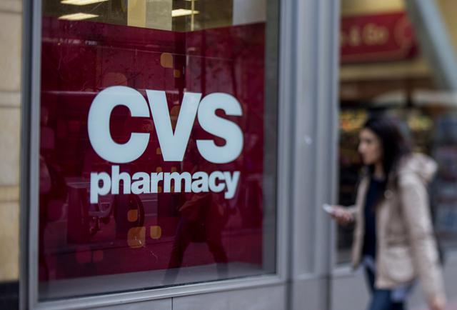 cvs health on the forbes global 2000 list