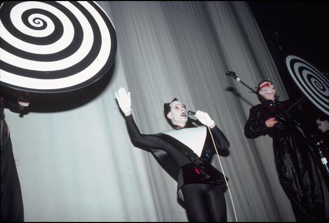 Musical Spaceman Klaus Nomi Returns To Earth