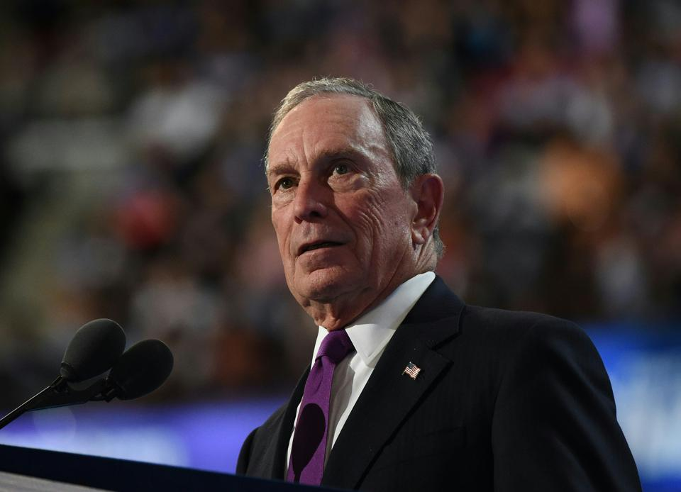 Twitter Chat With Former NYC Mayor Michael Bloomberg On Fighting Preventable Deaths