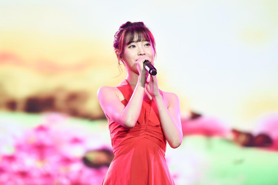 Celebrity Culture: South Korean Singer IU Holds Stay efficiency In Wuhan