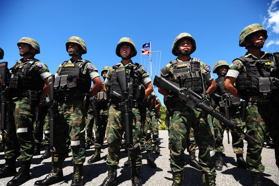Thailand's Military Junta Rigs Constitutional Referendum, Wins Vote For Continued Authoritarian Rule