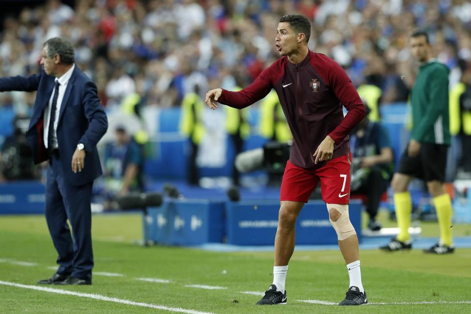 UEFA EURO 2016 final - ″Portugal v France″