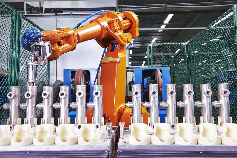 Intel, IBM and Microsoft Get Candid About Industry 4.0