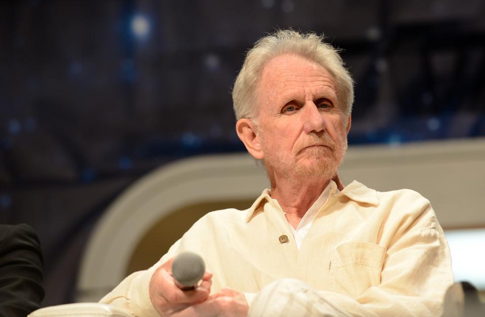 Character Actor Rene René Auberjonois Dies At 79